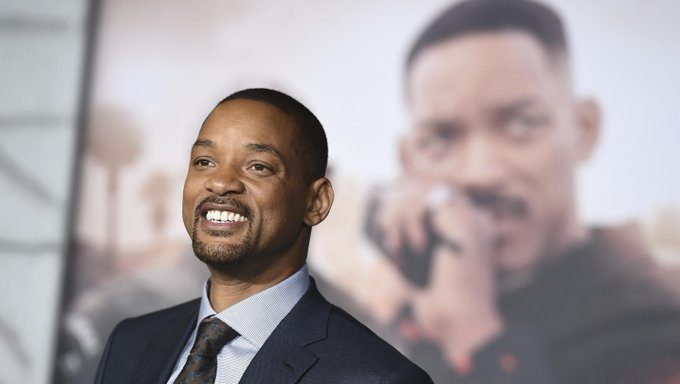 Will Smith is making a mob movie for Netflix called 'The Council'