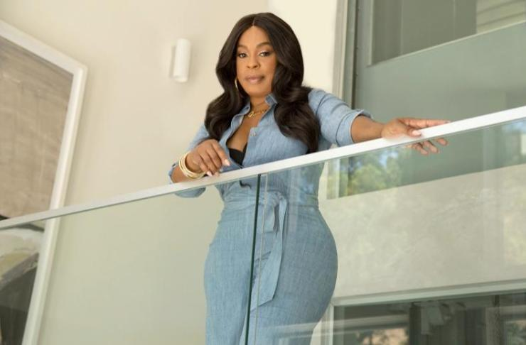 Niecy Nash for uncensored