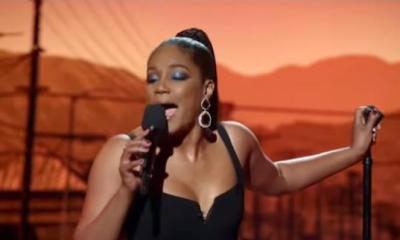 Tiffany Haddish (screenshot - bar mitzvah)