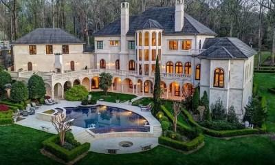 Cardi B & Offst's new ATL mansion