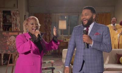 Patti LaBelle - Anthony Anderson