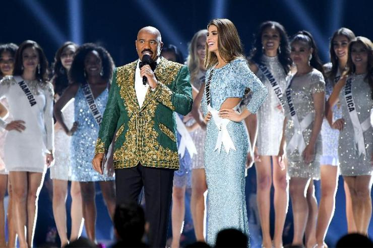 Steve harvey - 2019 Miss universe - gettyimages