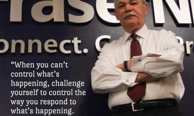 George Fraser connect