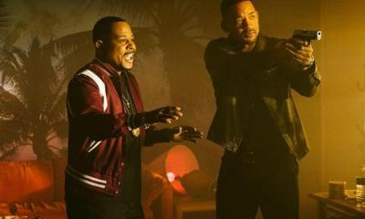 Martin Lawrence - Will Smith