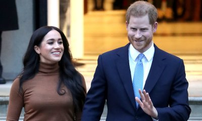 Meghan Markle - Prince Harry - gettyimages