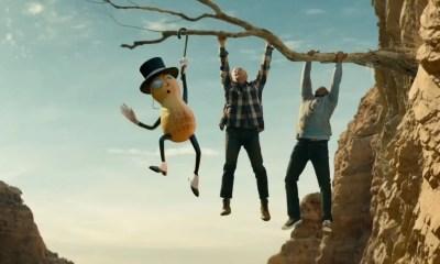 Mr._Peanut__Matt_Walsh__Wesley_Snipes_hanging_on_a_branch.0