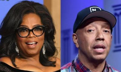 Oprah - Russell Simmons