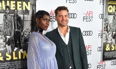 jodie turner-smith - joshua jackson