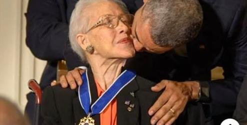 Katherine Johnson: a math genius who refined the space race