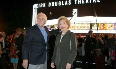 The Kirk Douglas Theatre Dedication