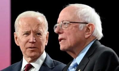 Biden - Sanders (getty)
