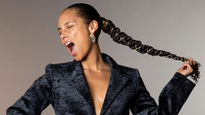 Alicia Keys Teams with Vegan Cosmetics Company to Launch Lifestyle Beauty Brand