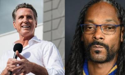 Gavin Newsom - Snoop Dogg