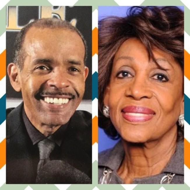 Joe Madison - Maxine Waters