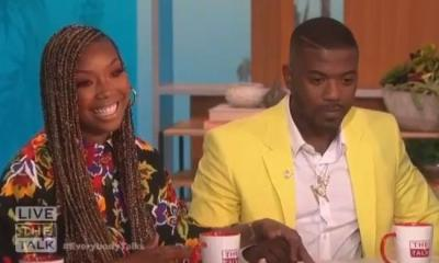 Ray J - Brandy Norwood - The Talk