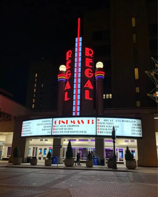 Regal Cinemas 13