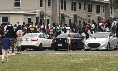 Police break up large Easter party in Pensacola due to COVID-19 safety guidelines
