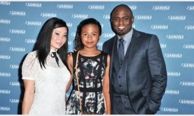 wayne brady, daughter and ex wife