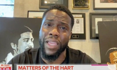 "Kevin Hart on ""Today"""
