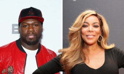 50 cent & Wendy Williams (Getty)