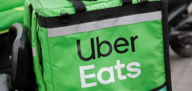 eurweb.com: Uber Eats Accused of 'Discrimination' After Waiving Delivery Fees for Black-owned Businesses