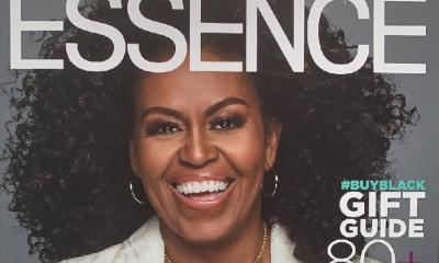 Essence - Michelle Obama cover1