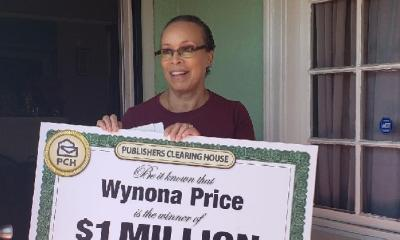 Wynona Price - publisher's clearing