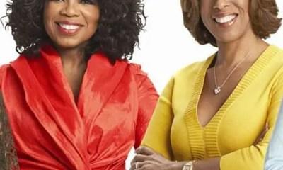 oprah - gayle (pinterest)