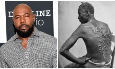 Antoine Fuqua, PETER slave, 'Emancipation' movie