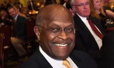 Herman Cain - getty