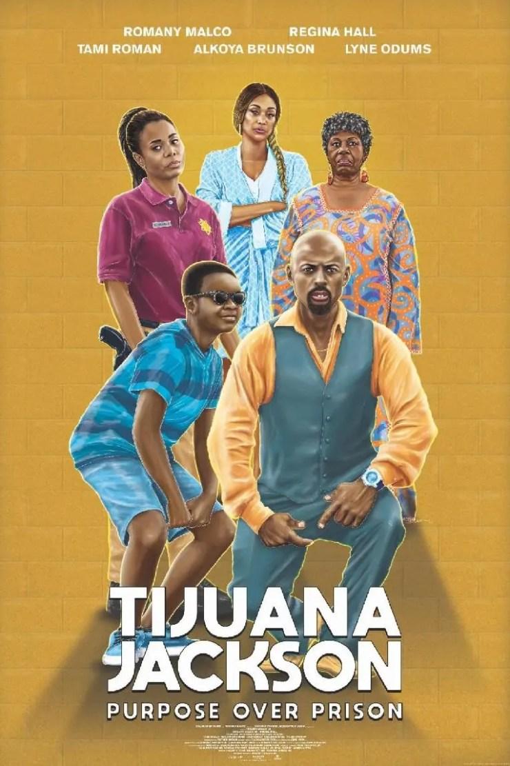 Tijuana Jackson poster