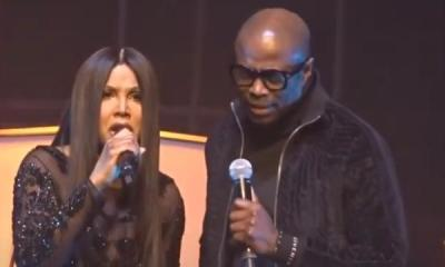 Toni Braxton & Kem1 - YouTube