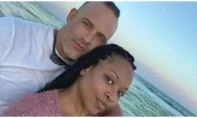 Monyetta Shaw, her fiancé, Heath,