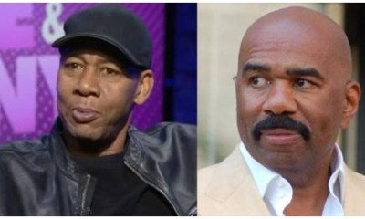 mark curry, steve harvey