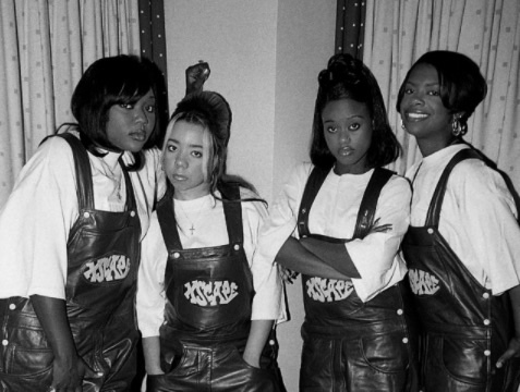 RADIOSCOPE REWIND: Xscape Talks 'Off the Hook' CD in '96, Two Years Before Everything Went Left (Listen)