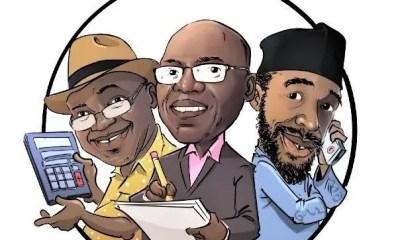CARTAN Cartoonists1 illustrated by Mustapha Bulama