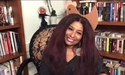Chaka Khan on Zoom1
