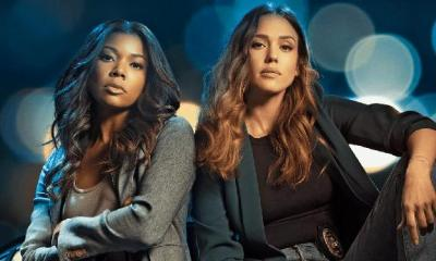 Gabrielle Union & Jessica Alba1 - LA's Finest