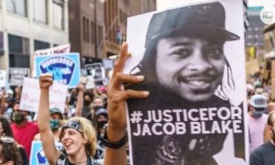 Jacob Blake - Justice for Jacob - screenshot/USA Today video