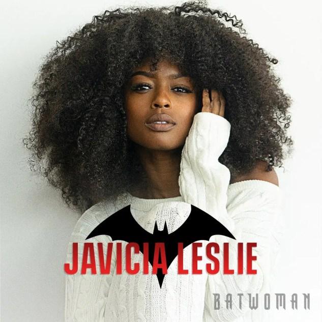 Javicia Leslie - Batwoman - Twitter