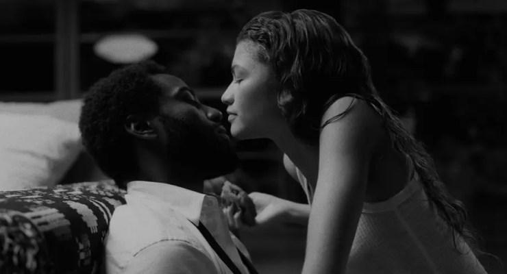Zendaya and John David Washington for Netflix