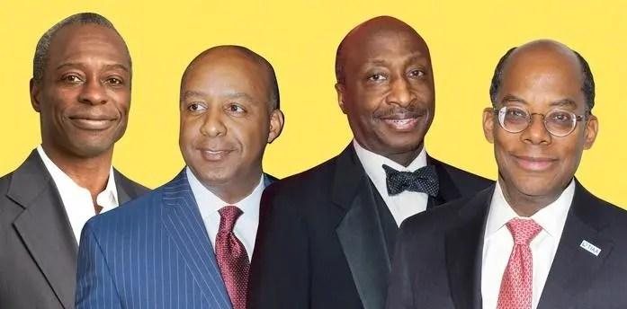 4 black CEOs