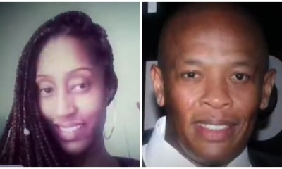 Dr. Dre and daighter LaTanya
