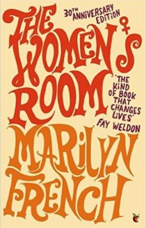 Book cover of the women's room
