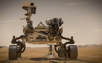 NASA rover 'Perseverance' sets off in search of life on Mars