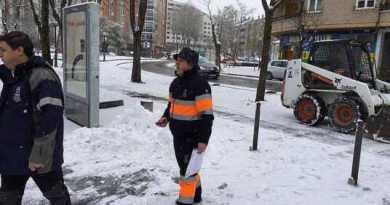 El Gobierno Vasco activa el aviso amarillo por bajas temperaturas,