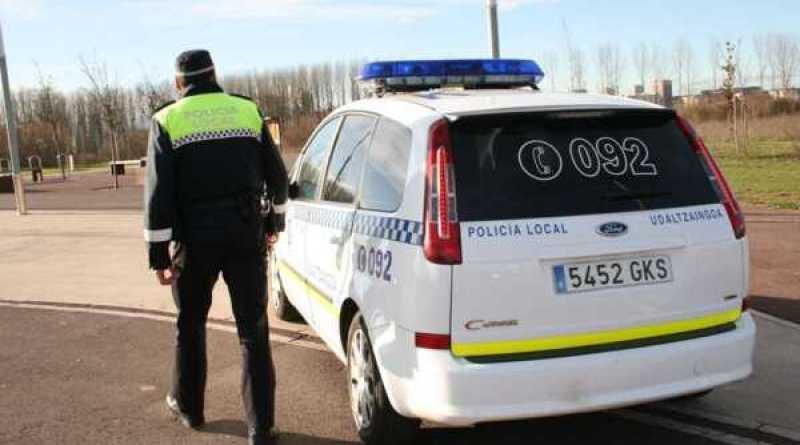 Un hombre es detenido en Vitoria por asaltar una casa,