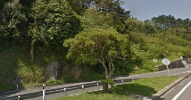 Fallece un motorista en Zarautz,