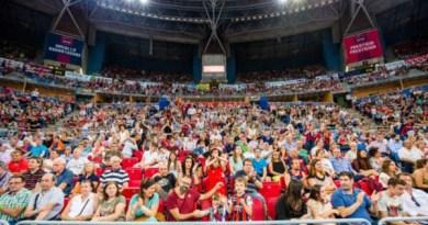 El Buesa Arena estrenará WIFI en abril,