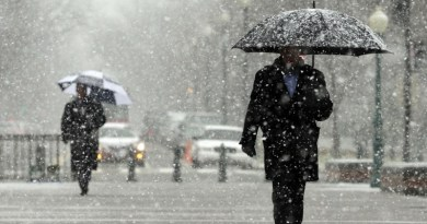 Una masa de aire polar traerá a Euskadi tiempo frío para Nochebuena y Navidad,